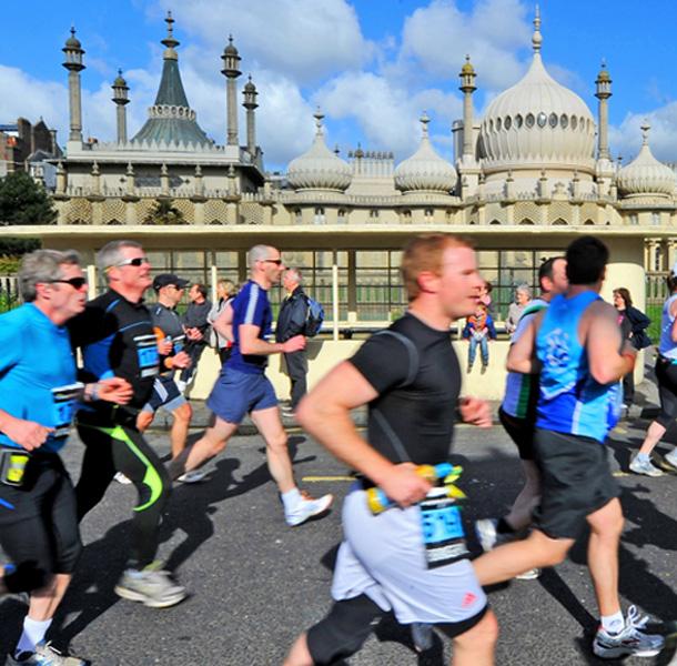 Runners-Pavillion