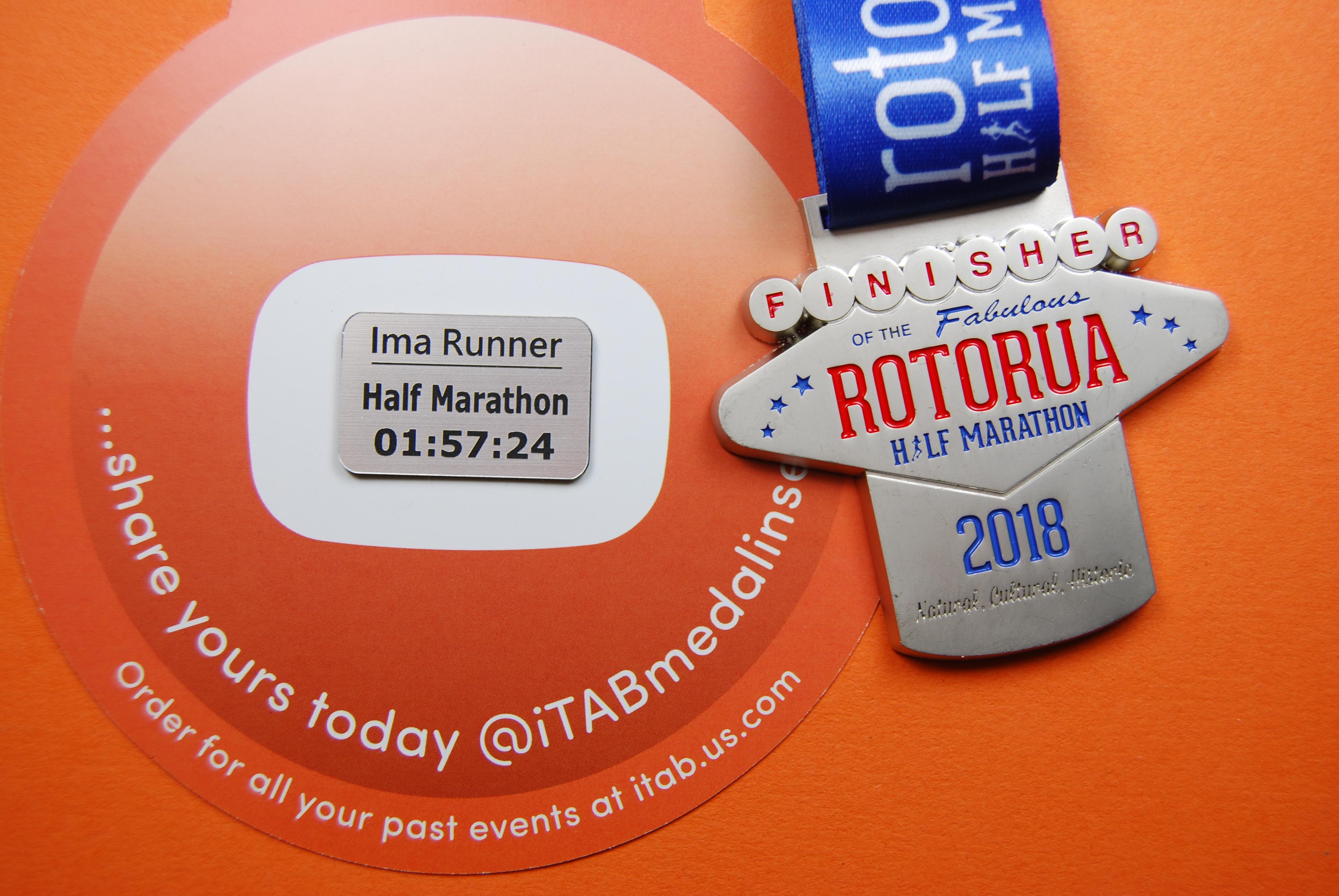 Marathon Credit Card Login >> Rotorua Half Marathon