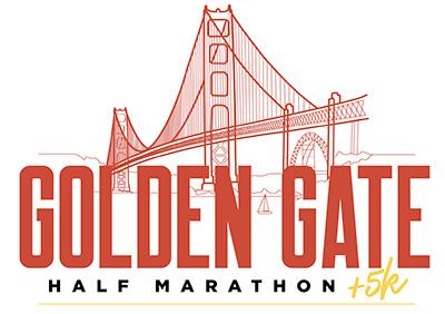 Golden Gate Half Marathon and 5k