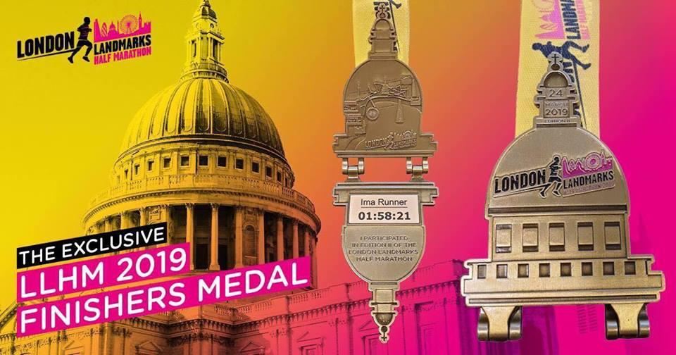 iTAB Continues Partnership with London Landmarks Half Marathon in 2020