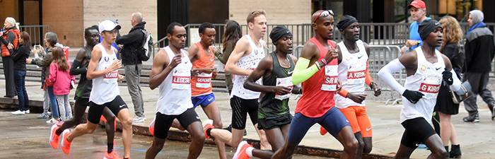 iTAB continue partnership with Bank of America Chicago Marathon for their 42nd annual event