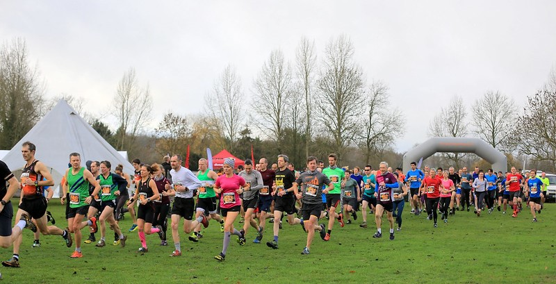 The Mapledurham 10 mile & 10k finish Top 10 in the 'Best 10k Runs' South category of the Challenge Awards