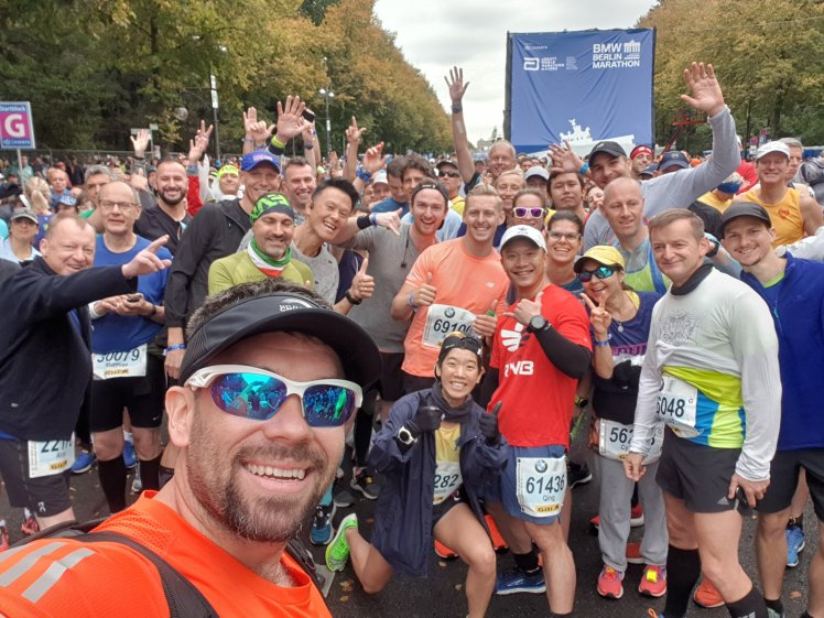 We catch up with iTAB advocate and global marathon pacer, Paul Addicott
