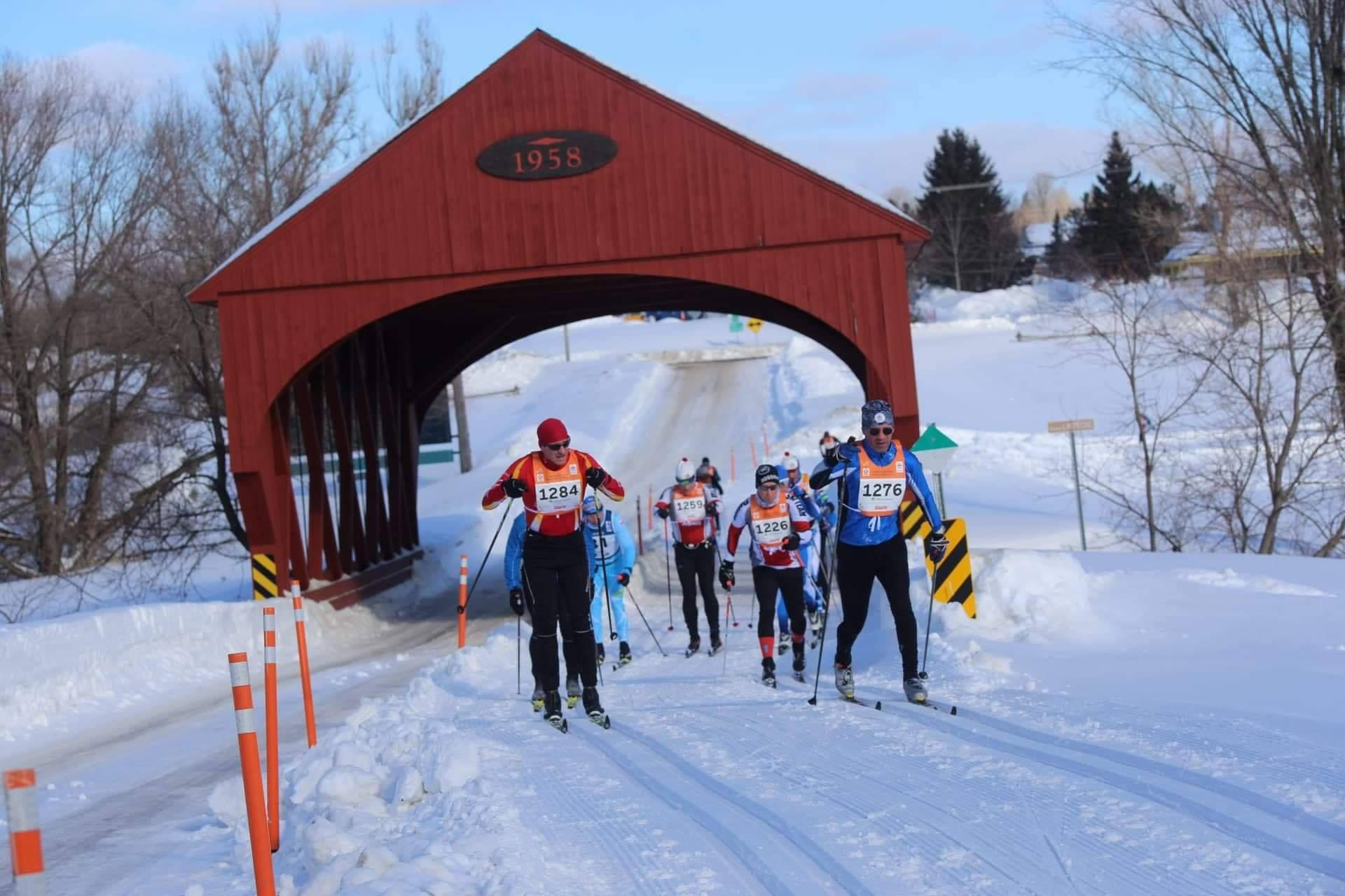 iTAB move into brand new ski sector after partnering with Gatineau Loppet
