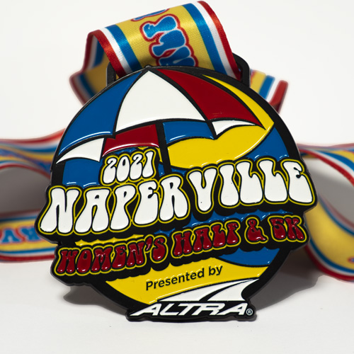 Naperville Women's Half Marathon and 5k