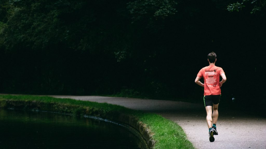 Running At Night, Running Motivation, #ownyourtime, #ownyourmind