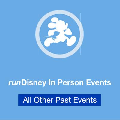 runDisney In Person Events
